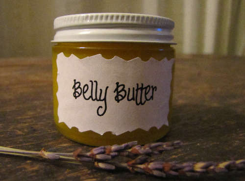 Building Families Belly Butter!