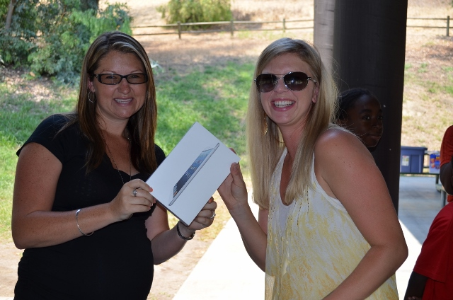 iPad Mini Winner!