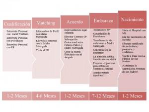 Infografía de la Experiencia de Ser Padres con Building Families