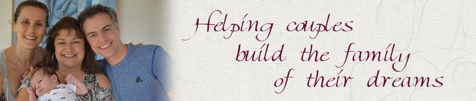 Helping couples build the family of their dreams!
