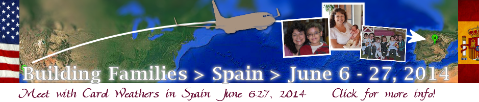 Carol Weathers is visiting Spain in June! Click for more details!